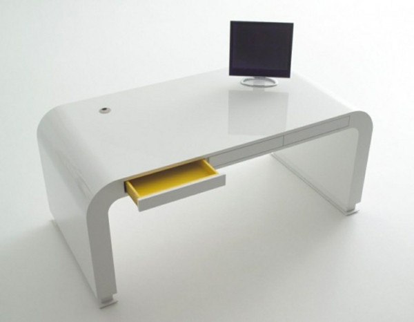 Büromöbel Designertisch
